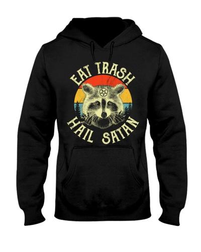 Eat Trash Hail Satan