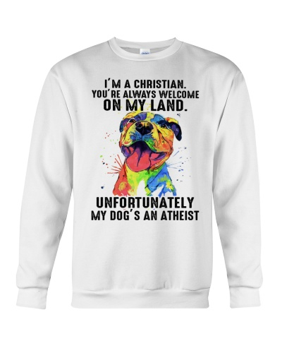 Dog I'm A Christian