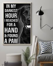 In My Darkest 16x24 Poster lifestyle-poster-1