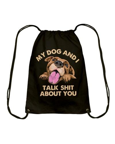 Dog My Dog And I Talk