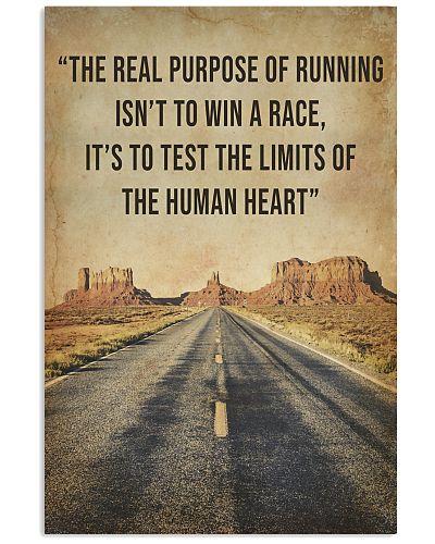 Running The Human Heart