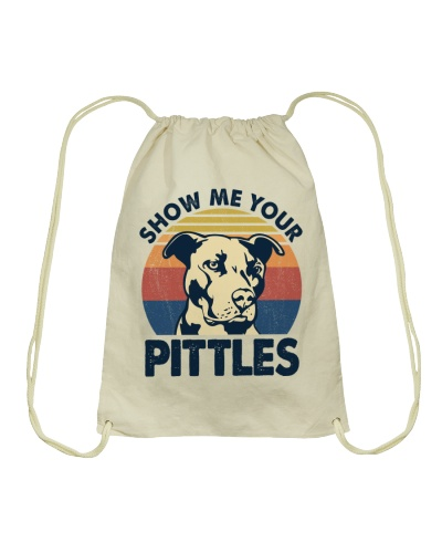 Dog Show Me Your Pittles