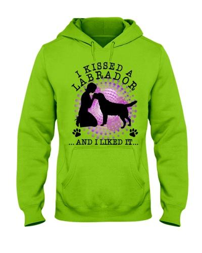 Dog I Kissed A Labrador And I Like It