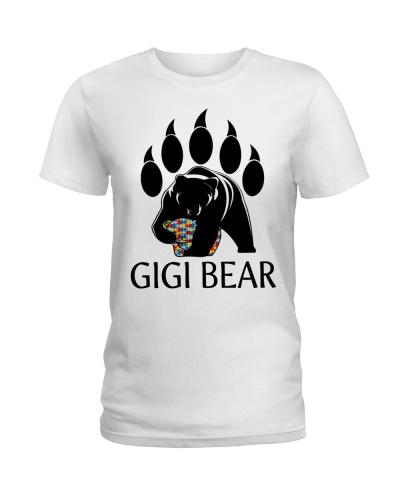 Autism Gigi Bear