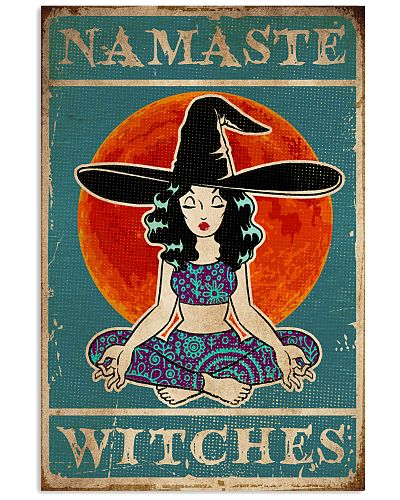 Witch Namaste Witches