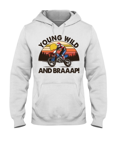 Motocross Young Wild And Braaap