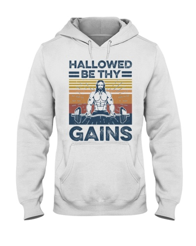 Gym Hallowed Be Thy Gains