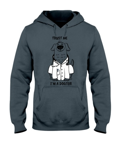 Dog Trust Me I'm A Dogtor
