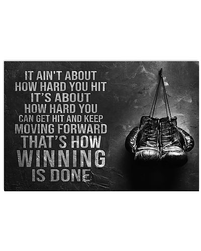 Winning Is Done
