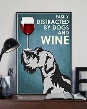 Wine And Dogs 16x24 Poster lifestyle-poster-2