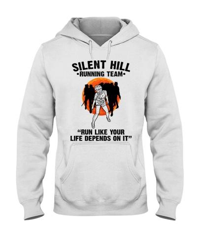 Running Silent Hill Running Team