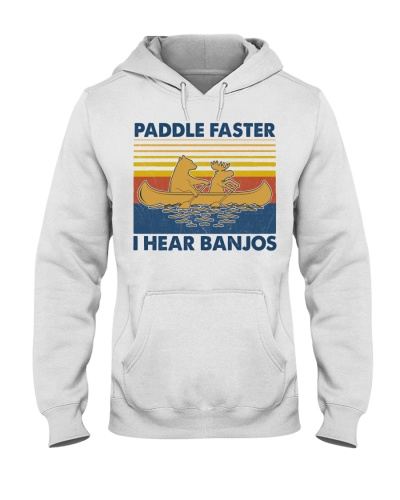 Camping Paddle Faster