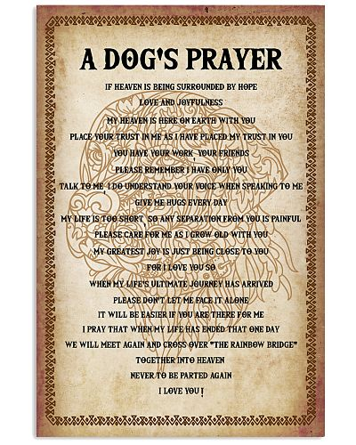 Dog Labrador A Dog's prayer