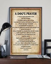 Dog Labrador A Dog's prayer 16x24 Poster lifestyle-poster-2