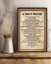 Dog Labrador A Dog's prayer 16x24 Poster lifestyle-poster-3