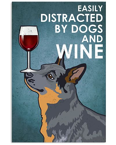 Dogs Australian Cattle And Wine