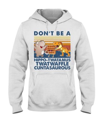 Animal Don't Be A Hippo-Twatamus