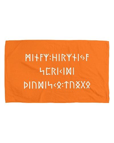 My brain speaks ProtoGermanic  Runes