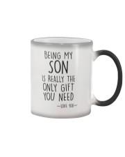 being my son Color Changing Mug thumbnail