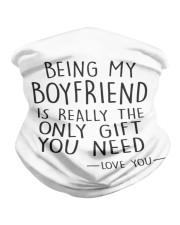 Being My Boyfriend Neck Gaiter thumbnail