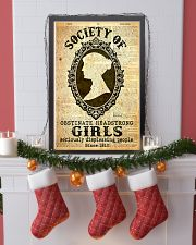 Society of obstinate headstrong girls 24x36 Poster lifestyle-holiday-poster-4