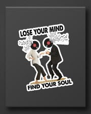 Lose your mind find your soul Sticker - Single (Vertical) aos-sticker-single-vertical-lifestyle-front-08