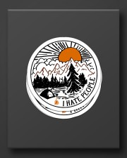 Camping i hate people Sticker - 6 pack (Vertical) aos-sticker-6-pack-vertical-lifestyle-front-08