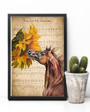 Horse You are my sunshine 24x36 Poster lifestyle-poster-8