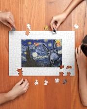 Donkey Van Gogh 250 Piece Puzzle (horizontal) aos-jigsaw-puzzle-250-pieces-horizontal-lifestyle-front-07
