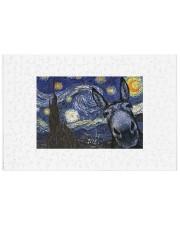 Donkey Van Gogh 250 Piece Puzzle (horizontal) front