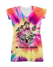 Die once live forever All-Over Dress tile