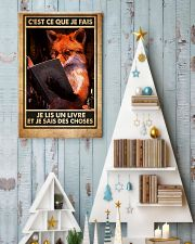 Thats what I do I read books and I know things 24x36 Poster lifestyle-holiday-poster-2
