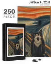 Scream cat 250 Piece Puzzle (vertical) aos-jigsaw-puzzle-250-pieces-vertical-lifestyle-front-18
