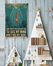 And into the ocean I go 24x36 Poster lifestyle-holiday-poster-2