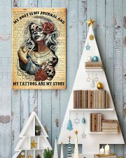 My Tattoos Are My Story 11x17 Poster lifestyle-holiday-poster-2