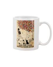 And she lived happily ever after Mug tile