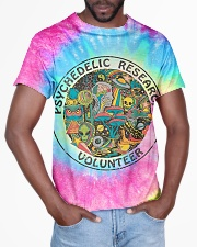 Psychedelic research volunteer All-over T-Shirt aos-all-over-T-shirt-lifestyle-front-03