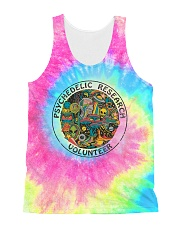 Psychedelic research volunteer All-Over Unisex Tank tile