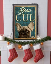 French Bulldog Nice Butt 24x36 Poster lifestyle-holiday-poster-4