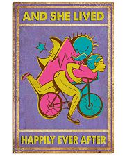 And She Lived Happily Ever After 24x36 Poster front