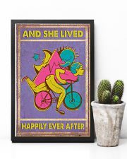 And She Lived Happily Ever After 24x36 Poster lifestyle-poster-8