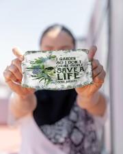 Garden save a life Cloth Face Mask - 3 Pack aos-face-mask-lifestyle-07