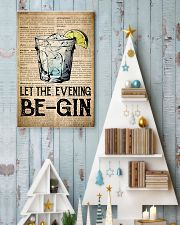 Gin Old Dictionary 24x36 Poster lifestyle-holiday-poster-2