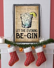 Gin Old Dictionary 24x36 Poster lifestyle-holiday-poster-4