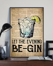 Gin Old Dictionary 24x36 Poster lifestyle-poster-2