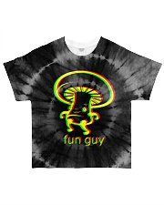 Mushroom fun guy All-over T-Shirt front