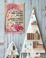 We don't know how strong we are 11x17 Poster lifestyle-holiday-poster-2