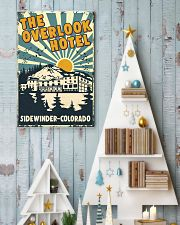 Retro Overlook Hotel 24x36 Poster lifestyle-holiday-poster-2