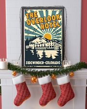 Retro Overlook Hotel 24x36 Poster lifestyle-holiday-poster-4