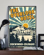 Retro Overlook Hotel 24x36 Poster lifestyle-poster-2